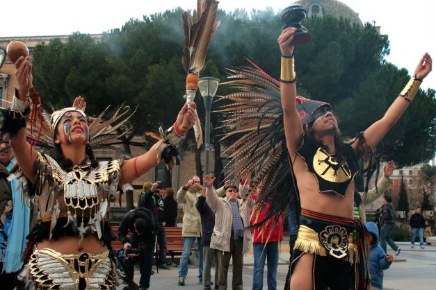 Mayan Calendar End Age 12-21-2012