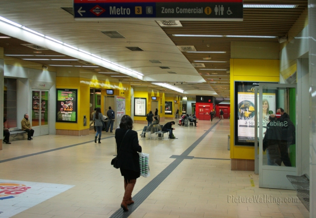 Moncloa Bus Station